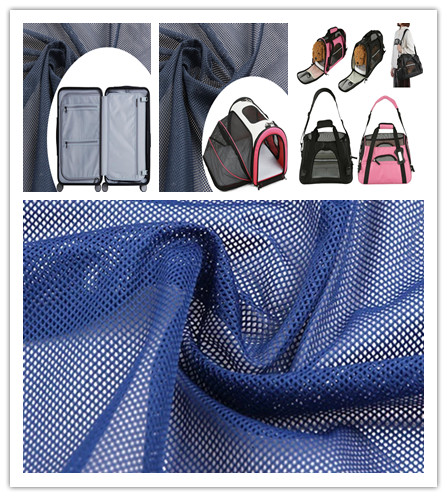 50D Polyester Knit Soft Hexagonal Tulle Mesh Net Small Hole Fabric For Mosquito Nets/Wedding Dress/Bedding/Bags