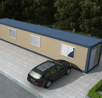 Australian New Zealand Standard Prefab Container House Constructions