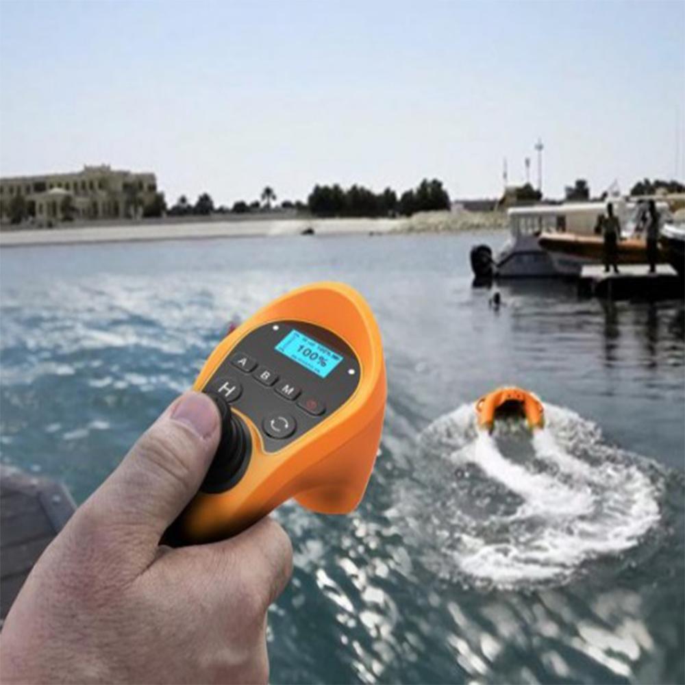 Motorized Electric Power Surfboard Intelligent Lifesaving Marine Lifeboat
