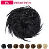 #4-Darkest Brown