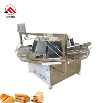 Commercial Homemade Kuih Kapit Baking Machine Love Letters Biscuit Machine