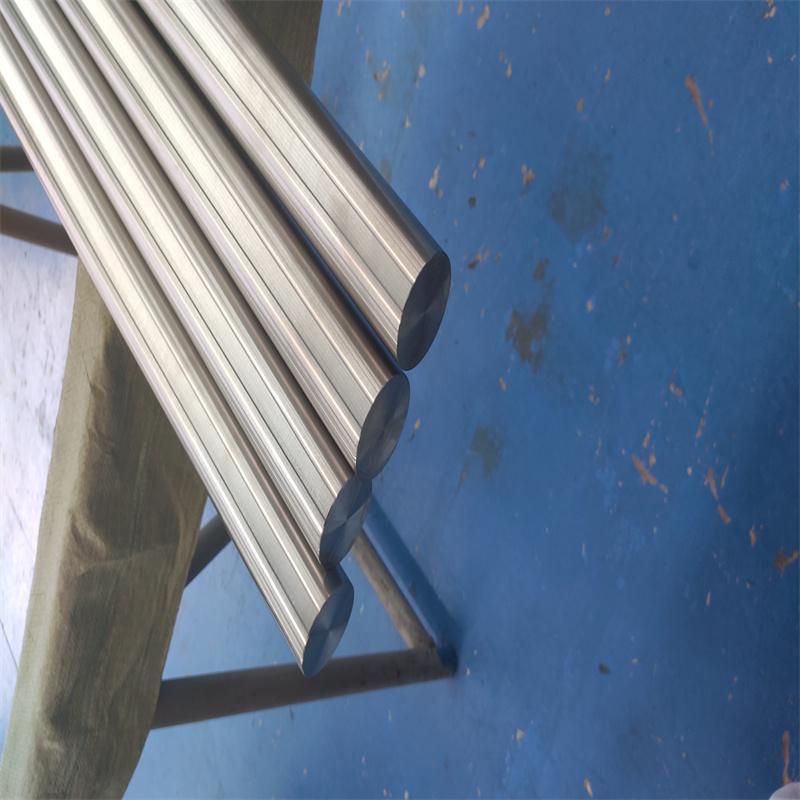 hot selling Titanium Alloy Bar Titanium Rods ASTM B348 Titanium Bar with lowest price