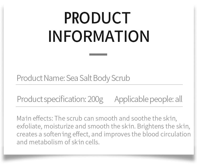 Natural Skin Care ESTELIN Himalayan Salt Moisturizing Body Scrub Exfoliating Salt