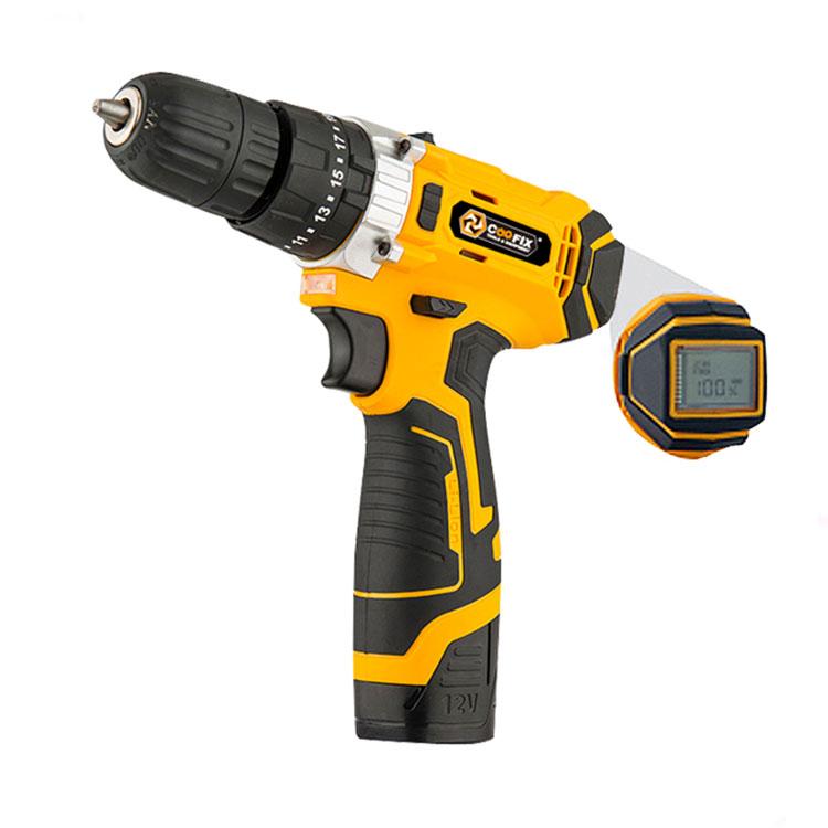 Coofix professional portable mini li-lion brushless battery power craft cordless nail drill set machine