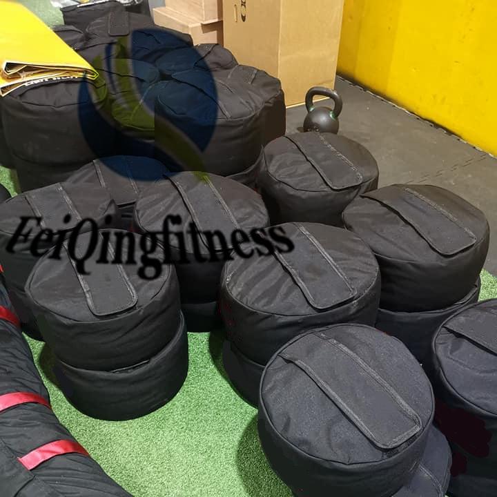 Горячая распродажа! Оборудование для силовых тренировок, тренировочный мешок с песком для тренажерного зала