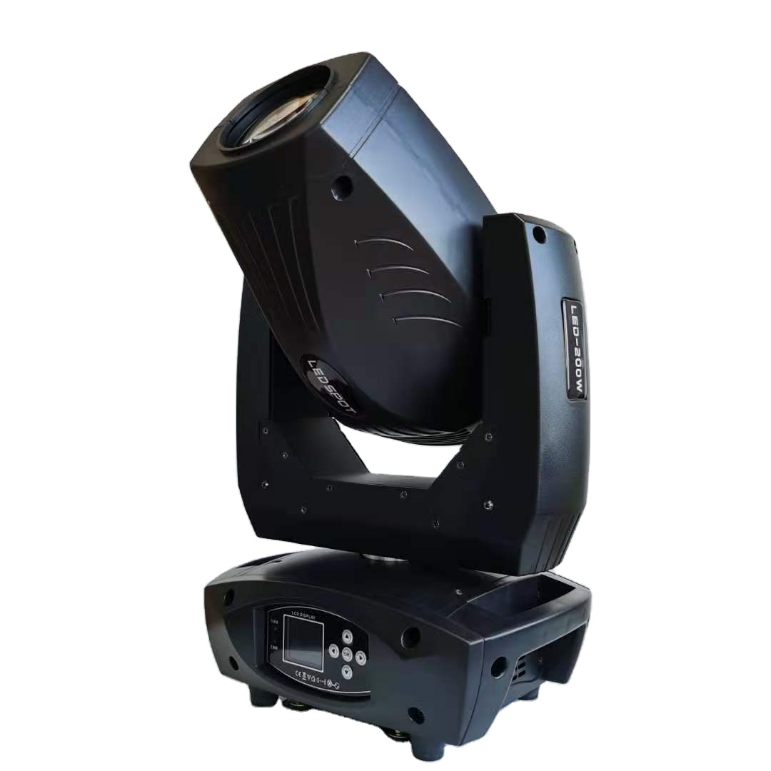 200W LED Beam Spot Wash 3in1 Moving Head Light for stage