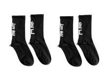 11 BYBB'S DARK 2 пары хип-хоп длинные носки мужские 2020 китайские повседневные хлопковые Harajuku тактические уличные носки для скейтборда унисекс(Китай)