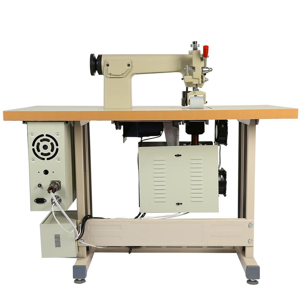 Ultrasonic leather fabric sewing stitching machine Made In China