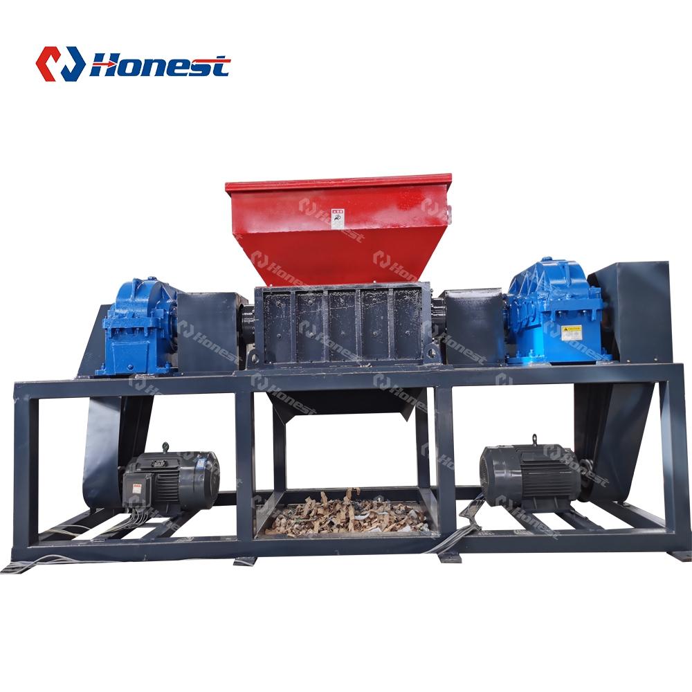 Машина для измельчения отходов металла с сертификатом CE
