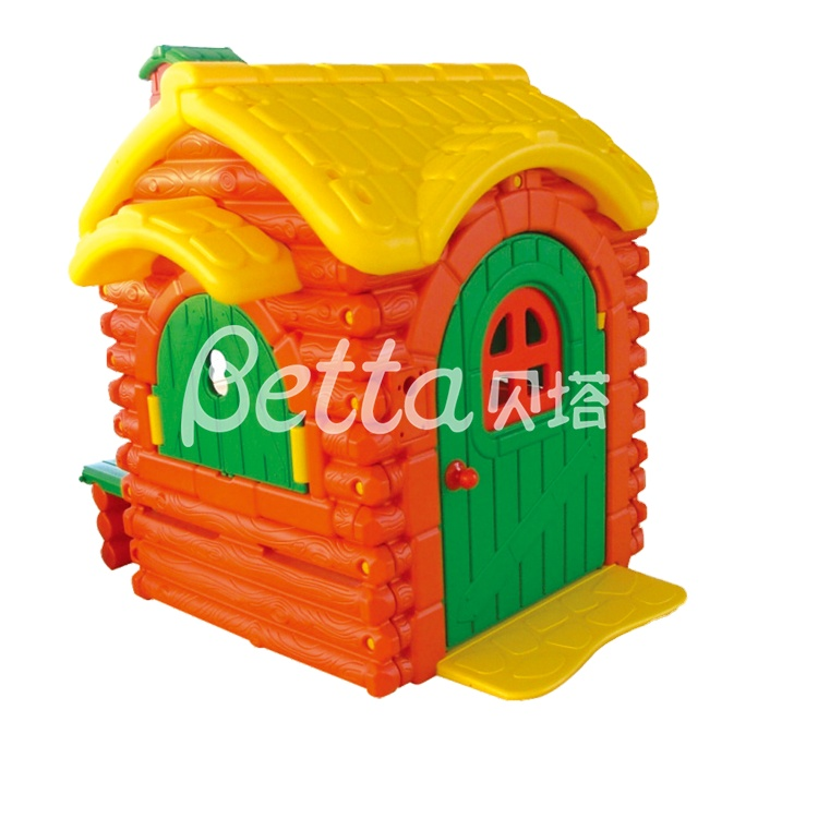 Kindergarten indoor playground equipment garden indoor plastic kids play house