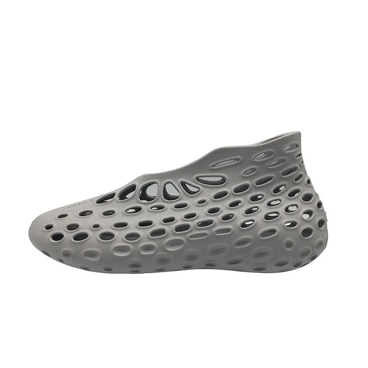 2020, модная летняя мужская Сабо Holey Eva, Ультралегкая обувь унисекс