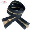 Metal zipper+Black tape