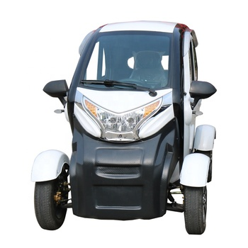 A Moped Car 4 Wheel Electric Micro Car 2000w Without a Drive License