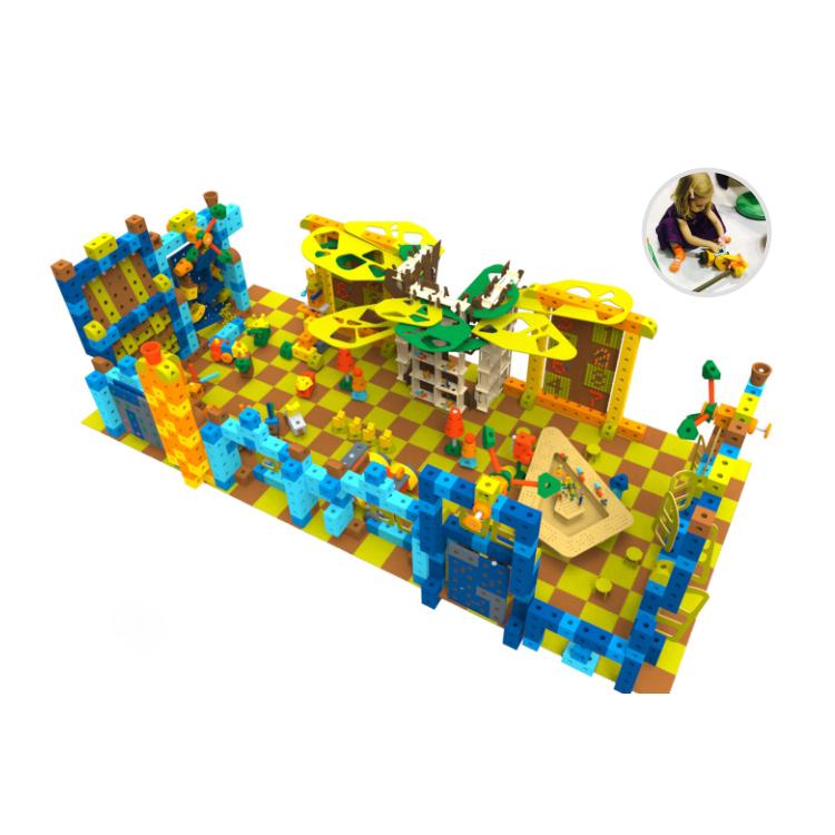 Изготовленные на заказ строительные блоки eva разных цветов, легкие строительные блоки, игрушка для детей