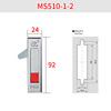 MS510-1-2 Bright chrome plating