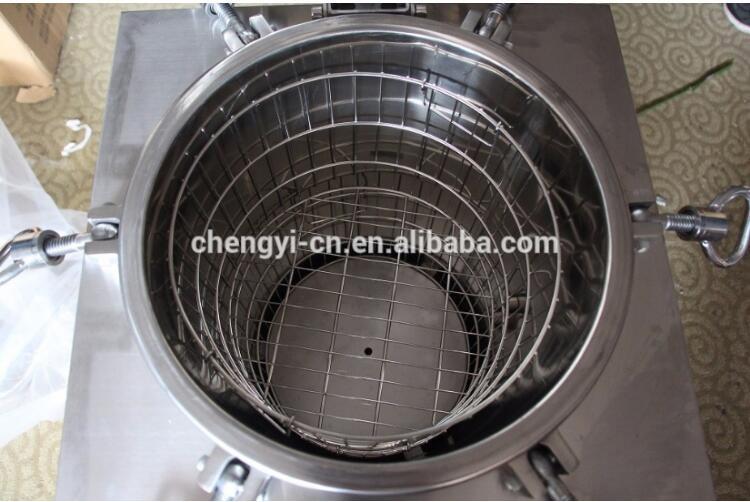 Medical device vertical type autoclave 150L retort sterilizer for food/bottle.