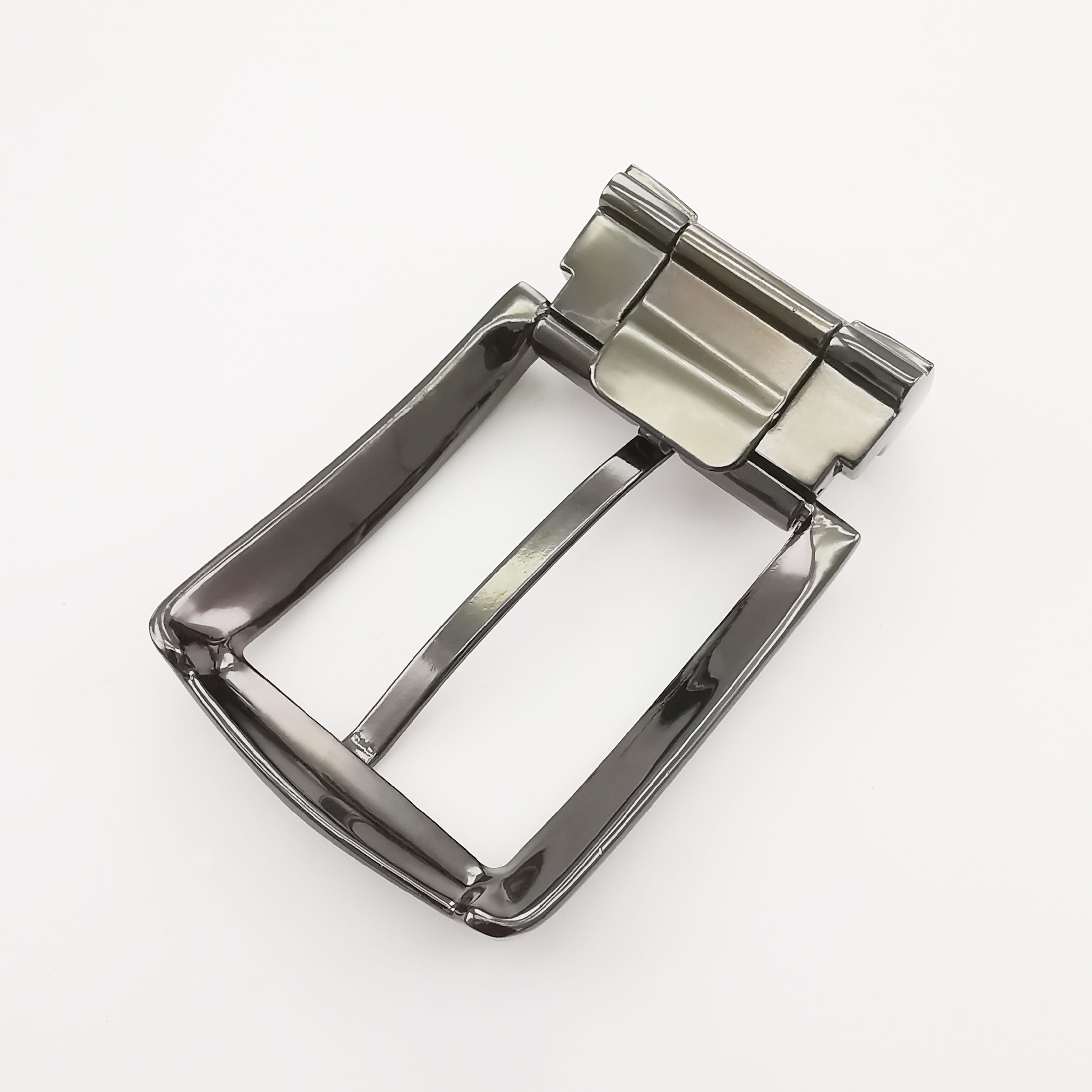 Promotional Factory Made Customized logo Design High Quality reversible belt buckle