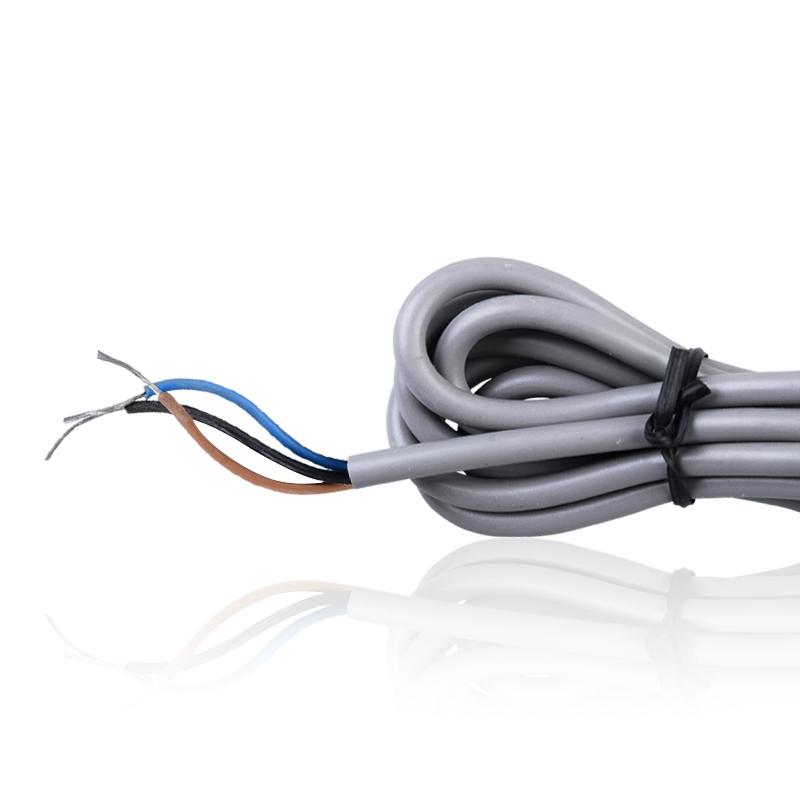 Датчик Холла NPN NO 10 мм, Бесконтактный переключатель постоянного тока 6 ~ 36 В