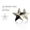 Jet Metallic Silver(001MS)