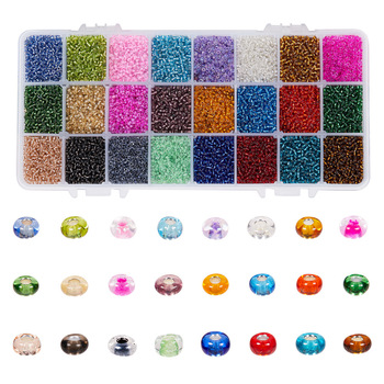 2mm Glass Seed Beads For Jewelry Making DIY Handmade Accessories