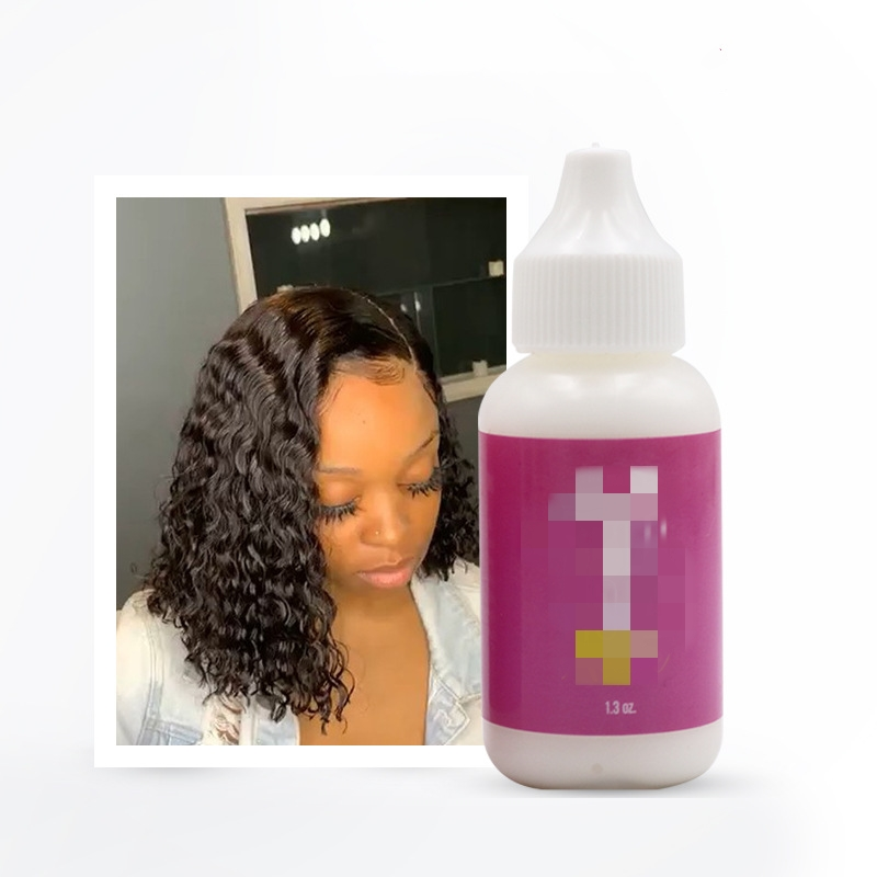 1.3 OZ Hair Lace Wig Waterproof Adhesive Glue Lace Frontal Hair Extension Liquid Glue ghost bond adhesives