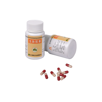 Ginseng tonic capsule Chinese herbal formula replenish qi and nourish yin