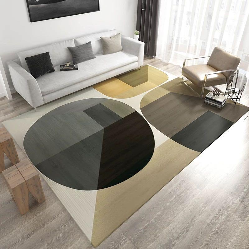 100 Polyester Living Room Modern