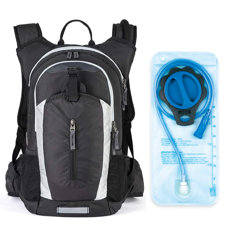 Professional Waterproof Insulated Hydration Camping backpack for Outdoor Sports Running Hiking