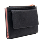 RFID Blocking Small Mini Compact Wallet Bifold Credit Card Holder Coin Pocket Women Purse Wallet for Women