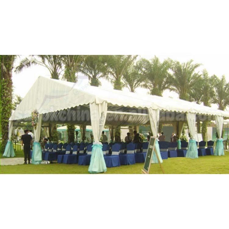 16x22 открытый навес беседка люкс для свадебной вечеринки шатер палатки