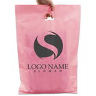 Plastic Bags Bag Printed Plastic Bags Factory Manufacturer OEM ODM Recyclable Plastic Custom Shopping Bags With Logos Printed For Boutique Die Cut Handle Plastic Shopping Bag