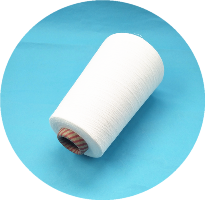 bamboo polyester blended yarn with competitive price
