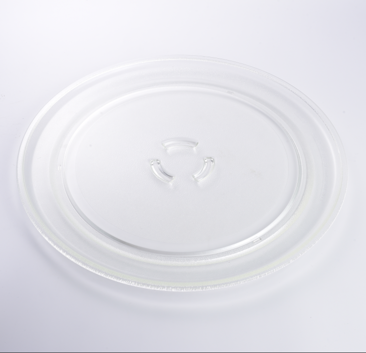borosilicate glass microwave oven glass plate glass turntable plate for microwave