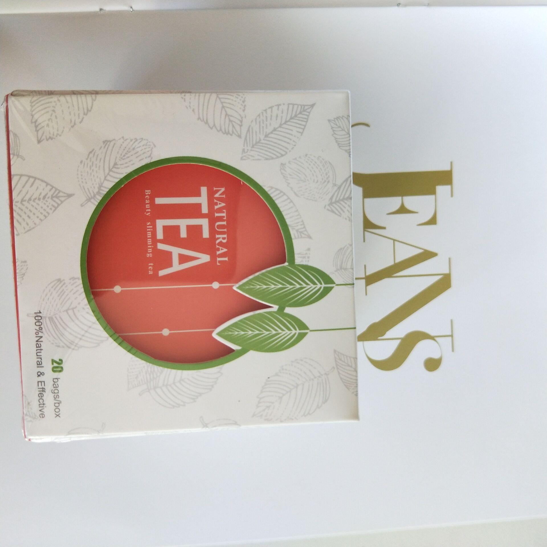 Оптовая продажа, органический чай для детоксикации, чай для похудения