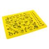 Silicone Mat 4030-02 Yellow