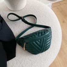 Модная женская поясная сумка-мессенджер 2020, клетчатые поясные сумки, дорожная маленькая поясная сумка для девочек, Женская мини-сумка на пл...(Китай)