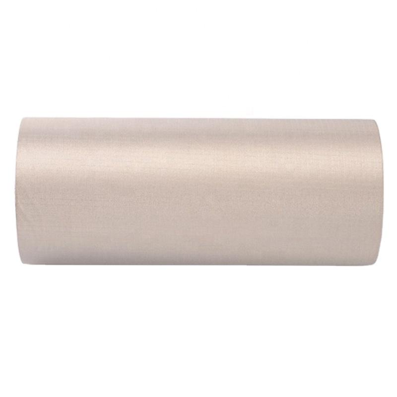 RFID Blocking Square Grid Conductive Fabric 1100 mm TK-FG-085 EMI / Signal Shielding cloth