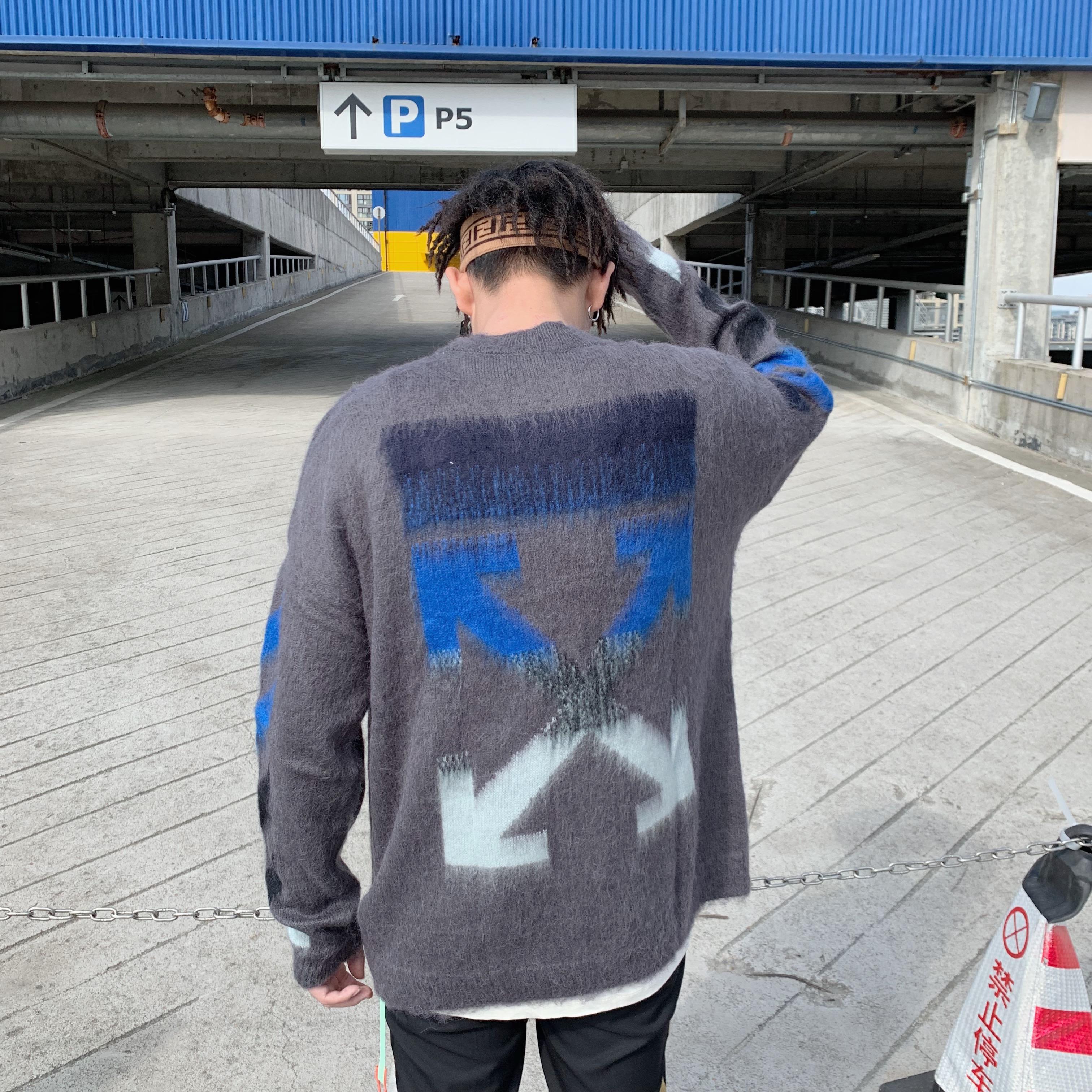 Kingsun mohair sweater clothing sweater knitwear for men printing logo custom design male men clothing