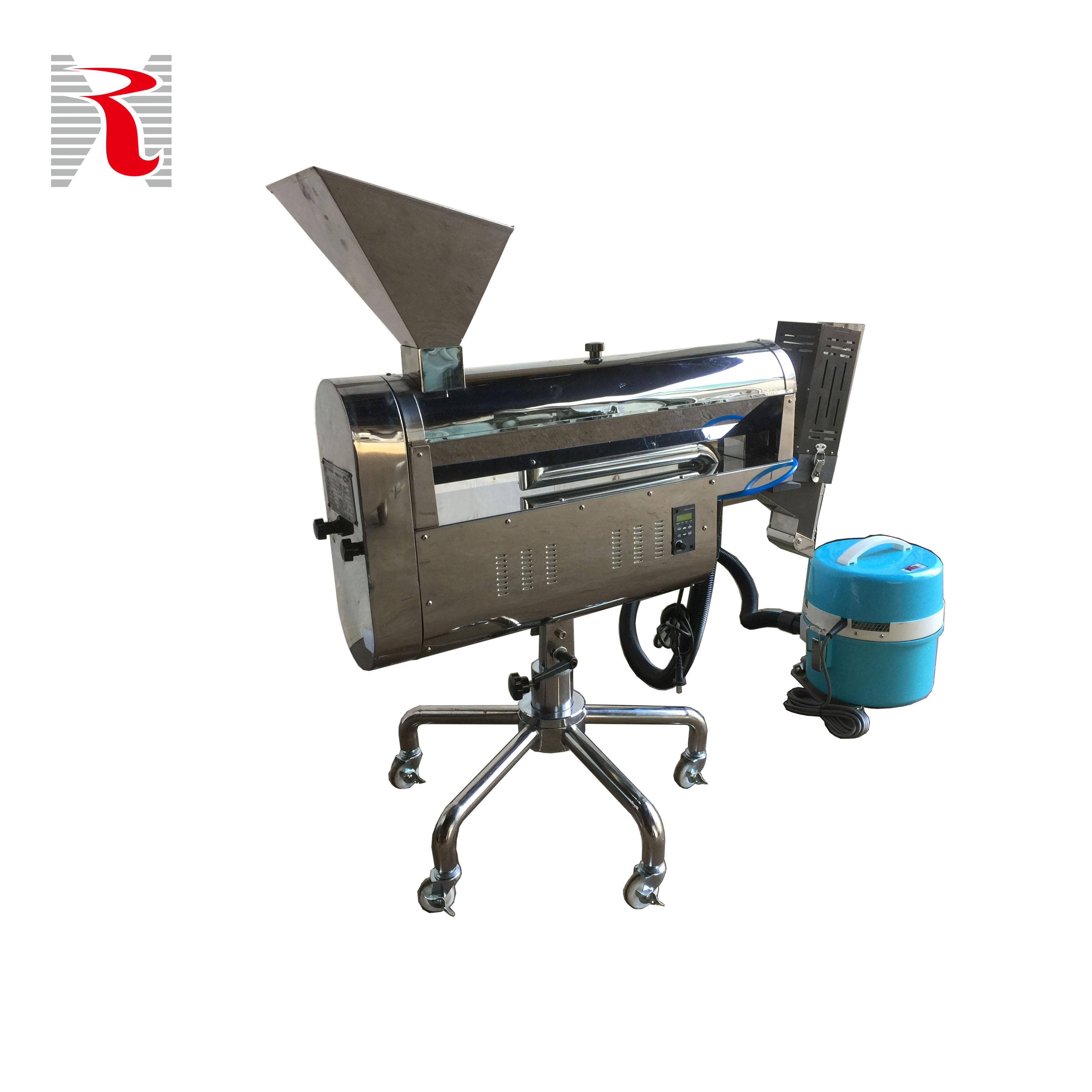 Professional Medicine Capsule Polishing Machine Polisher Capsule Sorter YPJ-GC