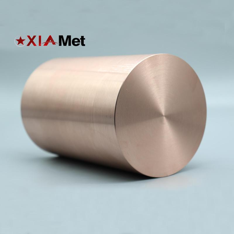 Стержневой блок W70Cu30 Из Вольфрамового медного сплава, литой металлический лист, цена за кг