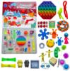 10  MOQ1000 24pcs/set Advent Calendar Set