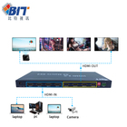 Professional Video Switcher Professional 3840*2160 4k60 TV Wall 4x4 Hdmi Matrix Switcher Video Switcher
