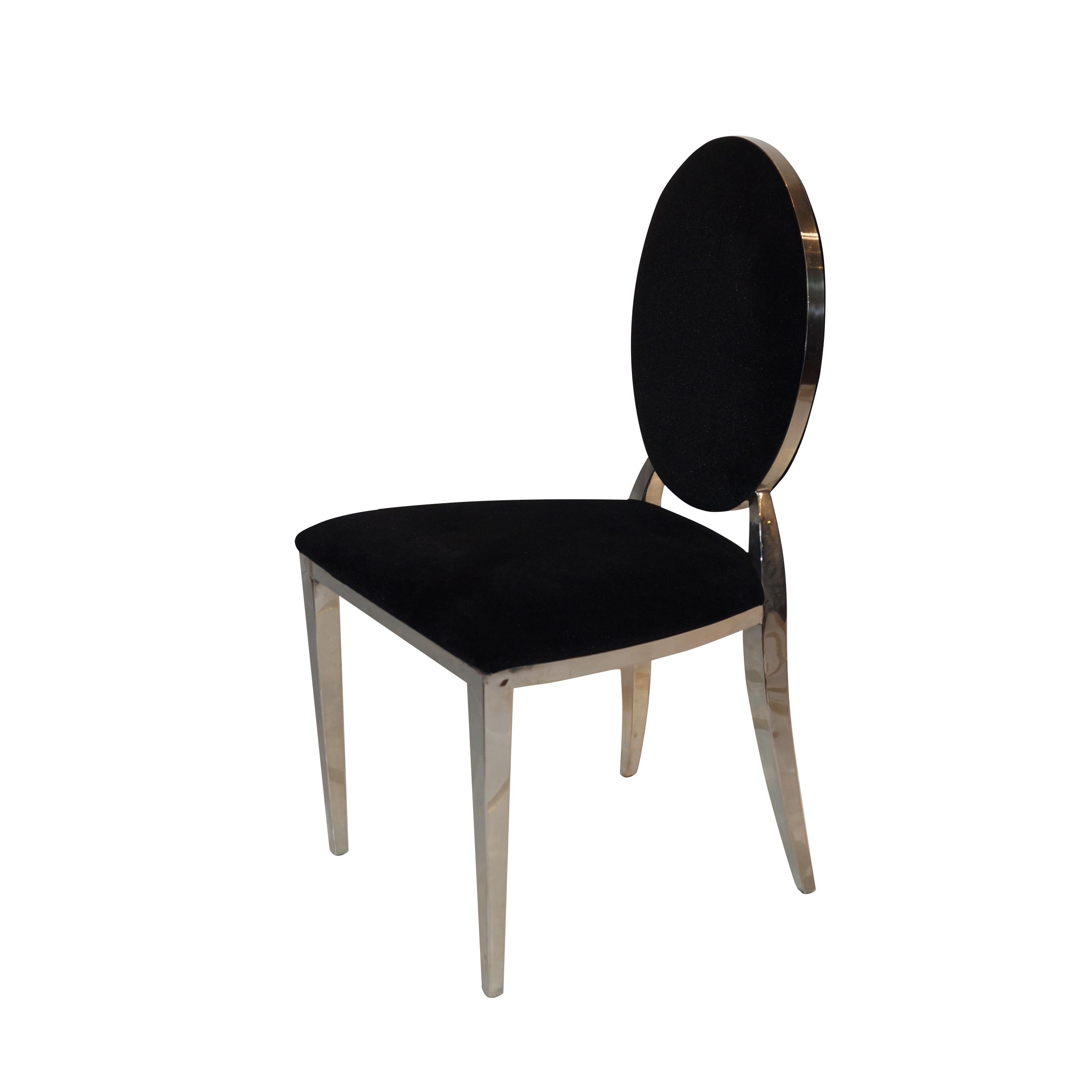 Золотые стальные штабелируемые черные бархатные обеденные свадебные стулья для мероприятий