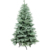 180Cm Giant Artificial Blue Pe Mixed Leaf Christmas Trees Home Decoration