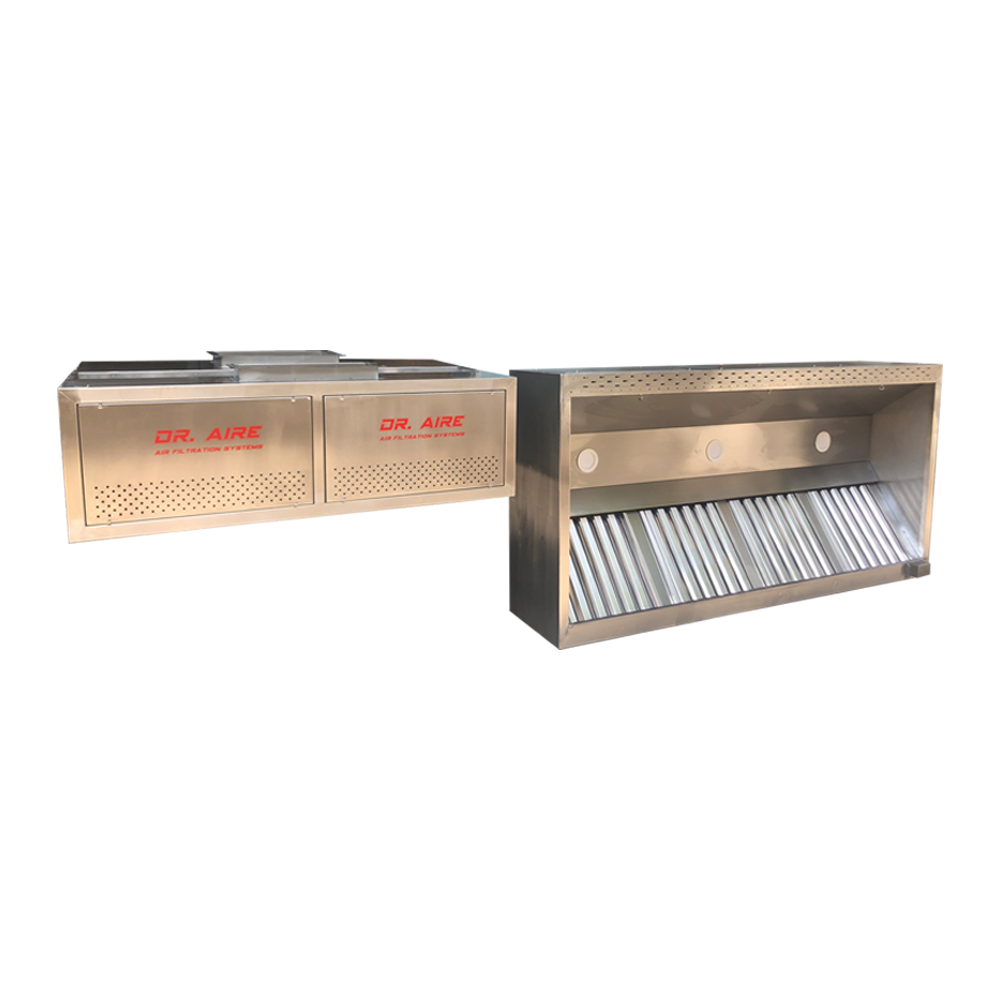 DR AIRE 2021 Trend Commercial Kitchen Island Range Hood Save 20% Cost