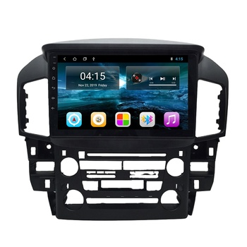 For Lexus Rx300 2001 2002 Toyota Harrier 1998 Car Radio Multimedia Video Player Navigation GPS Android 9.0 No 2din DVD