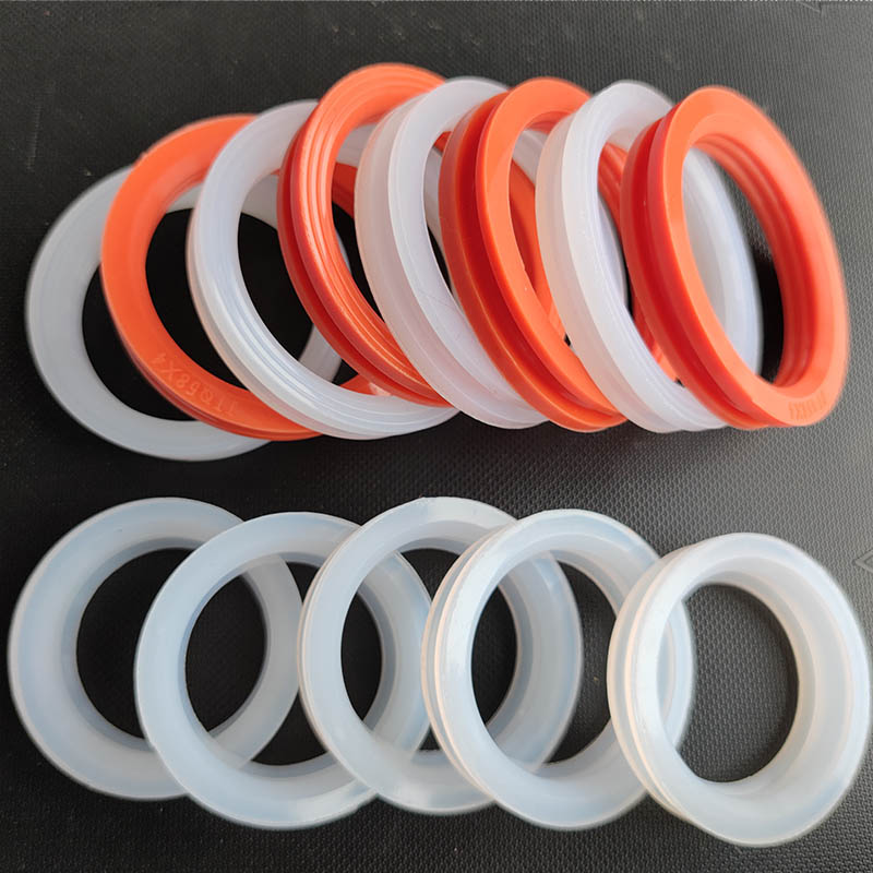 Factory direct sale vacuum tube silicone seal ring for solar water heater
