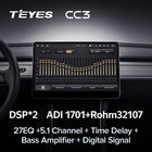 Car Stereo TEYES CC3 Android Radio Car Stereo DVD Player Car Video Audio Android Player Navigator