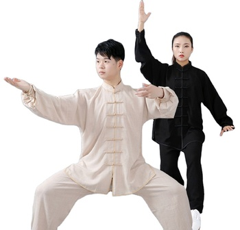 Chinese Kung fu Tai chi all seasons training exercising uniform