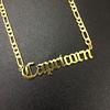 Necklace Gold Capricorn